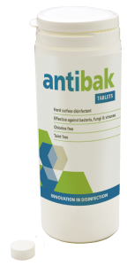 ANTIBAK TABLETS